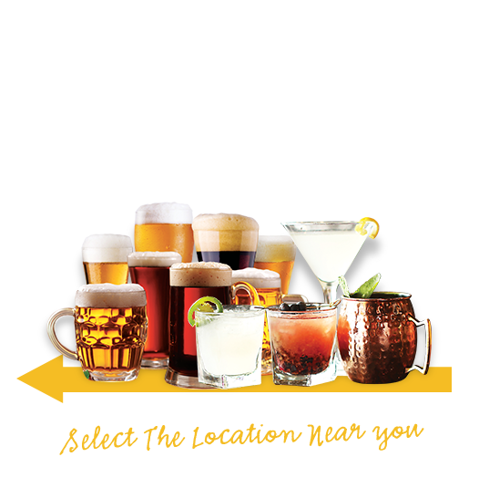 drink menu basement burger bar