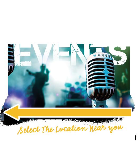 upcoming events basement burger bar